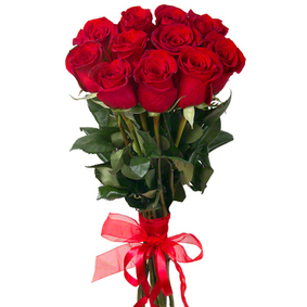11 Red Rose Bouquet