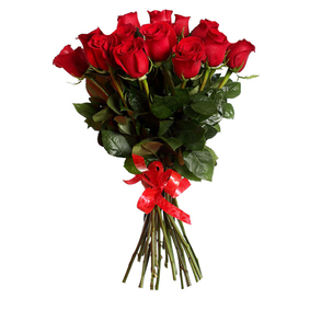Bouquet of 13 roses
