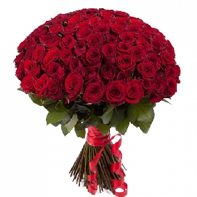 101 Red Rose Bouquet